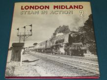LONDON MIDLAND - STEAM IN ACTION 2 Bradford Barton